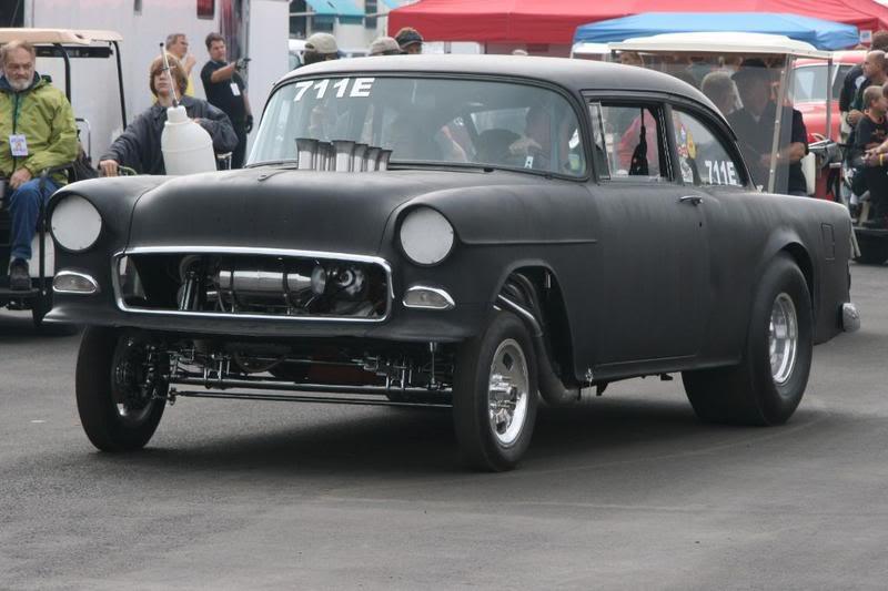 1957 chevy 150 2 door how to put hood together